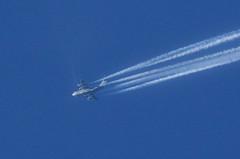 Trail blazer (crusader752) Tags: raf royalairforce airbus a400m atlas zm410 csascot4950 contrails dotspotting