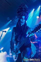 Behemoth_L.Vischi-5533 (devilsgatemedia) Tags: behemoth ecclesiadiabolicaeuropa2019 tour queenmargaretunion glasgow livemusic ishootmetalcom devilsgatemedia musicians blackmetal nergal ilovedyouatyourdarkest nuclearblast