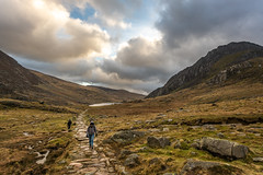 Day Out! (Rob Pitt) Tags: llyn idwal tryfan ogwen north wales walking winter sony a7rii 1740 canon