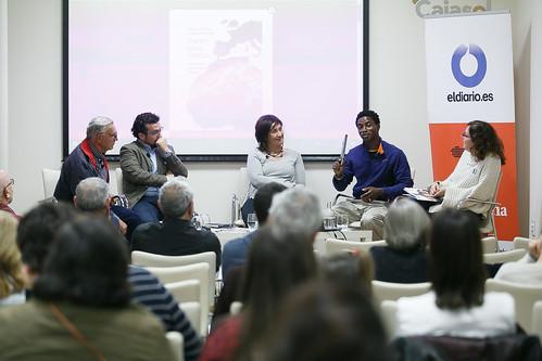 Mesa redonda 'La España de los migrantes' en Sevilla (3)