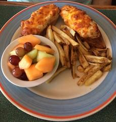 CRAB SANDWICH BUCKS WOODSIDE CA. (ussiwojima) Tags: crabsandwich restaurant food breakfast lunch dinner bucks woodside california