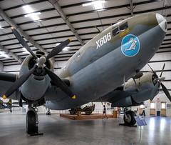 Curtiss C-46D Commando (Serendigity) Tags: arizona c46d commando curtiss pimaairspacemuseum transport tucson usa unitedstates wwii aircraft aviation hangar indoors museum unitedstatesofamerica