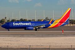 Southwest Airlines | Boeing 737-800 | N8315C | Las Vegas McCarran (Dennis HKG) Tags: aircraft airplane airport plane planespotting canon 7d 100400 lasvegas mccarran klas las southwest southwestairlines swa wn boeing 737 737800 boeing737 boeing737800 n8315c