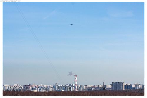 Moscow. February, 19 ©  Mika Stetsovski
