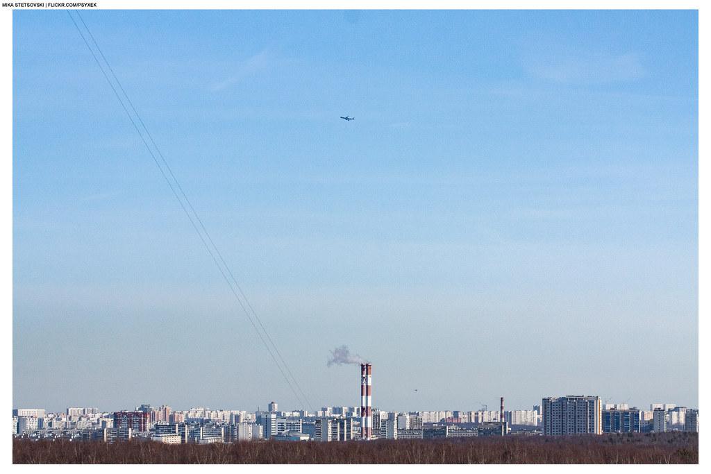 фото: Moscow. February, 19