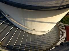 Pyrénées-Atlantiques: château d'eau de Bardos. Thème de février: escaliers (Marie-Hélène Cingal) Tags: france sudouest pyrénéesatlantiques 64 labourd aquitaine nouvelleaquitaine