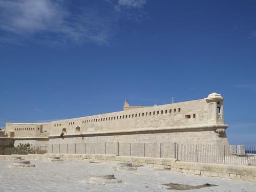 Fort St. Elmo, Valletta, Malta