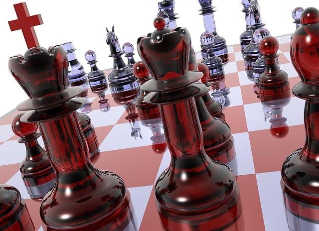 Обои шахматы, доска, фигуры, стекло картинки на рабочий стол, фото скачать бесплатно