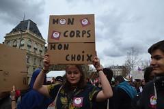 8 mars 2019 - Paris République (Jeanne Menjoulet) Tags: paris 8mars 2019 femmes féminisme droitdesfemmes womenrights feminism 8march rally manif rassemblement demo demonstration corps choix