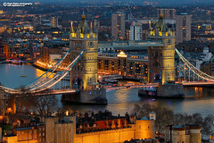 Tower Bridge London (Nigel Blake, 17 MILLION views! Many thanks!) Tags: tower bridge london towerbridge dusk sunset nightfall nigelblakephotography nigelblake