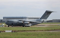 MAN Boeing C-17A Globemaster III (R.K.C. Photography) Tags: man boeing c17a globemaster iii qataremiriairforce aircraft aviation military stansted essex england unitedkingdom uk londonstanstedairport stn egss canoneos100d