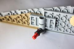7 - Panel (KirtonBricks) Tags: millennium falcon lego mod moc 75192 custom star wars build building bricks gun technic gear