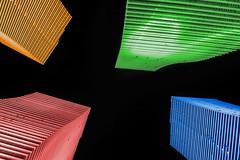 (Kirill Dorokhov) Tags: minimalism skyscrapper 1001nights night astana skyscraper light