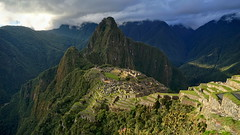 The Heights of Machu Picchu (Chemose) Tags: light lumière landscape paysage montagne mountain sunset inca cité city coucherdesoleil pérou peru pablonéruda neruda mai may sony ilce7m2 alpha7ii machupicchu theheightsofmachupicchu leshauteursdemachupicchu hdr