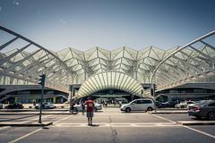 Station De Oriente (Gilderic Photography) Tags: station lisbonne gare portugal lisbon architecture street city summer