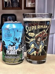 2019 095/365 4/05/2019 FRIDAY - Face Plant India Pale Ale - Lost Rhino Brewing Company (_BuBBy_) Tags: beverage drink 🍻 🍺 tickles it superman friday va virginia ashburn co company brewing rhino lost ipa ale pale india plant face 452019 04052019 94365 094 365days 365 2019 95 95365 4052019
