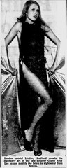 Oct1976No14 (mat78au) Tags: october 1976 melbourne newspaper extracts uk english 70s model lindsey rudland oct 76