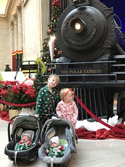 "Family at the Polar Express • <a style=""font-size:0.8em;"" href=""http://www.flickr.com/photos/109120354@N07/31500750757/"" target=""_blank"">View on Flickr</a>"