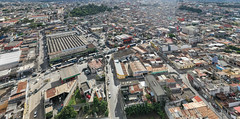 Urban Labyrinth of a part of Guatemala City