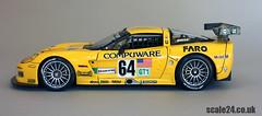 Corvette C6R - 58 (cmwatson) Tags: chevrolet corvette c6r 2007 lemans revell 07396 studio27 scale24 sdcc2401c