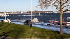 Strurmflut Kieler Förde (outbreak998) Tags: canon eos r rf 50mm f12 169 4k 3840x2160 srgb kiel schleswigholstein förde sturmflut
