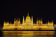 Hungarian Parliament (abhishek.verma55) Tags: hungarianparliament hungary ©abhishekverma nightscape outdoors outside budapest flickr photography neogothic architecture water architectural beautiful waterfront danube river riverbank nightphotography travelphotography travel europe eurotrip night glow illuminated outdoor architecturelover beauty famousplaces urban politics democracy facade travelphotos traveller famousbuilding building lights lightandshadow cityscape city art fujifilmxt20 colourful colour exploration evening explore urbanlandscape vivid view vacation dreamvacation wanderlust exterior