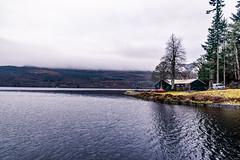Loch Ness (Prashanth S) Tags: landscape history river water riverfront lakefront lakeshore lake lakes rivers uk scotland ness inverness loch scot highland scottish scotia