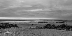 Un monde infini 2 (xyla57) Tags: charentemaritime châtelaillonplage france hdr nouvelleaquitaine mer panorama paysage océanatlantique noiretblanc plage beach atlanticocean landscape blackandwhite