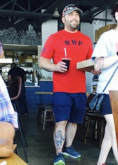 IMG_8201 (danimaniacs) Tags: hot sexy guy man beard scruff tattoo shorts