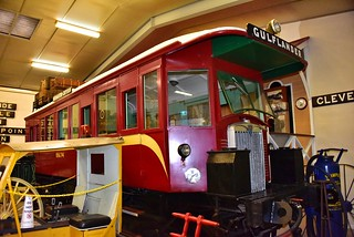 Rather old railmotor.
