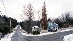 Main St. Into the Valley (Bill Smith1) Tags: agfavista200 believeinfilm billsmithsphotography caledon2019 heyfsc nikonfm nikkorais24f28lens