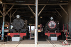 Steamtown Steamers (R Class Productions) Tags: locomotive train steam wagr steamtown peterborough 482 462 roundhouse