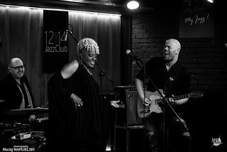 Martha High & The Soul Cookers - Warszawa