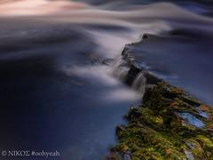 Horeshoooyeah (#oohyeah) Tags: devon watefalls nikosnikos longexposure horseshoe waterfalls dartmoor landscape photography newbridge waterfall britain