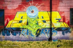 Wicked Art (Kool Cats Photography over 11 Million Views) Tags: architecture artistic art abstract wallart graffiti grafitti colorful colors oklahoma abstractart yabbadabbadoo