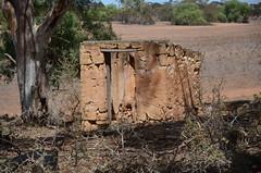 DSC_9681 abandoned farmhouse, Eichler Road, 2.6km west Punthari, South (johnjennings995) Tags: abandoned derelict farmhouse punthari southaustralia australia
