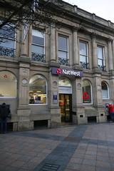 Warrington, NatWest (Clanger's England) Tags: cheshire england warrington wwwenglishtownsnet bank