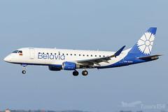 EW-512PO | Belavia | Embraer ERJ-175LR (ERJ-170-200 LR) | BUD/LHBP (Tushka154) Tags: hungary embraer ew512po erj175lr ferihegy budapest erj175 belavia spotter aircraft airplane avgeek aviation aviationphotography budapestairport lhbp lisztferencinternationalairport planespotter planespotting spotting erj170200lr