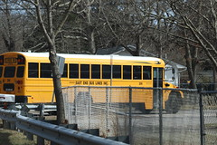 East End Bus Lines Inc. #296 (ThoseGuys119) Tags: eastendbuslinesinc bankrupt outofbusiness badcompany bluebird ic ce newyork