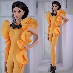 Fashion Royalty Elyse Fragrance Net a Porter (Regina&Galiana) Tags: fashionroyalty integritytoys fashiondoll fashion nuface fr3 barbie outfit dress forsale etsy