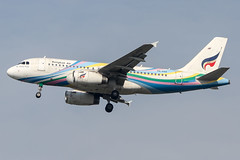 Bangkok Airways (maidensphotography) Tags: planespotter airport airways airlines airline aircraft aviation thailand bangkok suvarnabhumi planespotting canon camera dslr flicker flickr landings travel airliners 7d photography