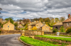The Beauty of Downham Village (Kev Walker ¦ 10 Million Views..Thank You) Tags: architecture clouds england lancashire outdoor sky snow town village aitken barley beautiful beautifulvillage blacko bluesky british buildings cloudy cold council covered crossroad downham english famous floralforeground hill houses icon information landscape near nelson parish parks path pendle rural sign signpost street sunny symbols tourism travel under urban view walking weather winter wood