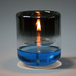 Glass Oil Lamps and Lamp Oilの写真