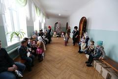 44. Рождественский молебен в Никольском 08.01.2019