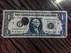 The 101 (Joseph Cerulli) Tags: josephcerulli coins currency money