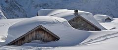 The alp in winter (Alpine Light & Structure) Tags: switzerland schweiz suisse snow skitour alps alpen alpes glarus chlikärpf alpinelightstructure