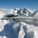 Eurofighter im österreichischen Luftraum