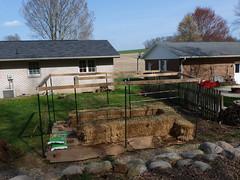 P1080029 (LPompey) Tags: garden strawbale strawbalegarden gardening