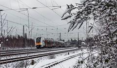 19_2019_01_31_Bochum_Ehrenfeld_0462_101_&_107_SDEHC_abellio_RE11_RRX ➡️ Essen (ruhrpott.sprinter) Tags: ruhrpott sprinter deutschland germany allmangne nrw ruhrgebiet gelsenkirchen lokomotive locomotives eisenbahn railroad rail zug train reisezug passenger güter cargo freight fret bochum ehrenfeld bochumehrenfeld essen dortmund solingen hamm abrn db sdehc 0422 0426 0427 0462 1429 5403 5407 6101 abellio s1 ic ice rb16 rb40 re11 rrx polizei hubschrauber gebäude bm lampenparade rheingold logo natur outdoor graffiti