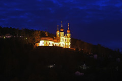 Käppele (Michael Döring) Tags: würzburg stadtmitte käppele mariäheimsuchung wallfahrtskirche ludwigkai afs105mm14e d850 michaeldöring